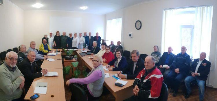 З 19 по 25 листопада 2018 р. на базі Хмельницького обласного госпіталю ветеранів війни відбувся обласний семінар