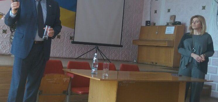 Робочий візит голови Хмельницької обласної ради Загородного Михайла Васильовича