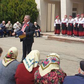 Святкування Дня пам'яті та примирення, Дня перемоги над нацизмом у Другій світовій війні